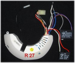 ceiling fans remote contols - receivers  R27