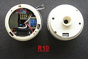 ceiling fans remote contols - receivers  R10