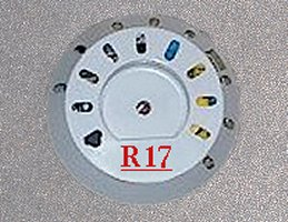 ceiling fans remote contols - receivers  R17