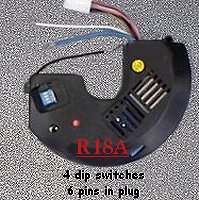 ceiling fans remote contols - receivers  R18A