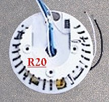 ceiling fans remote contols - receivers  R20