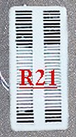 ceiling fans remote contols - receivers  R21