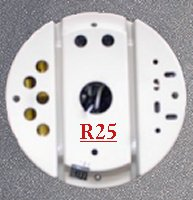 ceiling fans remote contols - receivers  R25