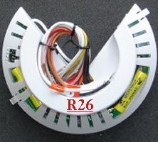 ceiling fans remote contols - receivers  R26