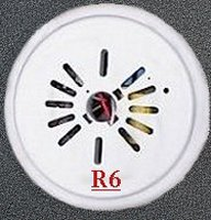 ceiling fans remote contols - receivers  R6