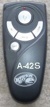 ceiling fan remote controls A-42S
