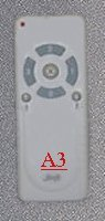 ceiling fan remote controls A3
